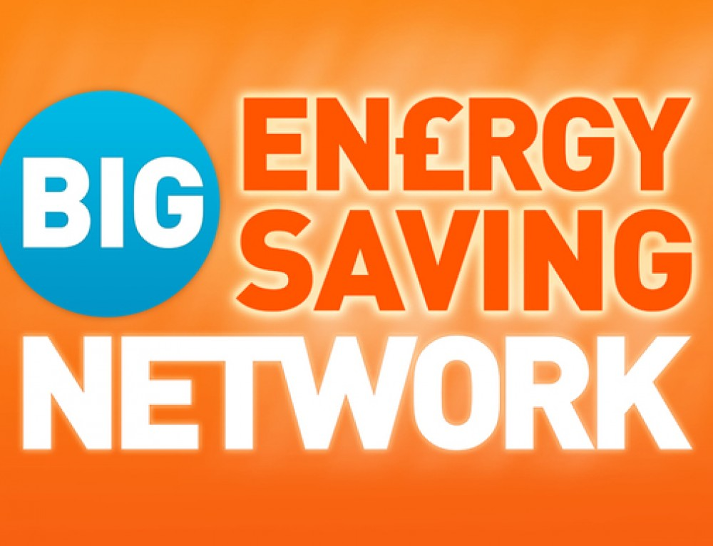 We're part of the Big Energy Saving Network 2016/17!